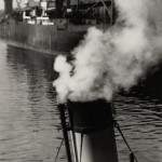 RIVER CLYDE, STEAMER'S STACK