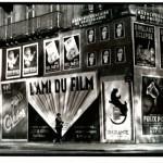 PARIS ADVERTISING HOARDINGS