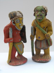Bamileke Warriors from Cameroon