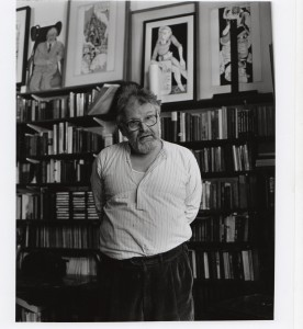 Alasdair Gray Portrait II 1997 Alan Wylie
